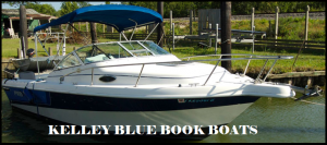 Kelley blue book boats